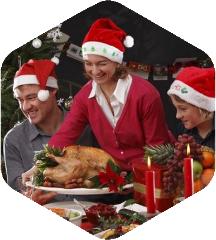family-christmas-hexagon